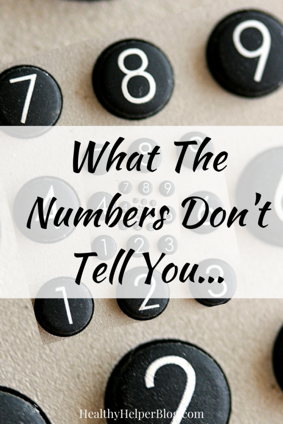 """What The Numbers Don't Tell You 