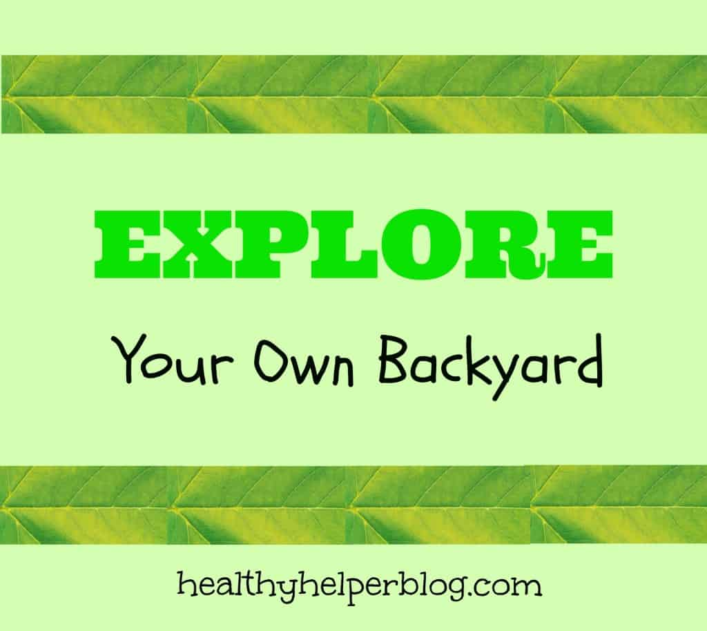 Explore Your Own Backyard: SUP Yoga