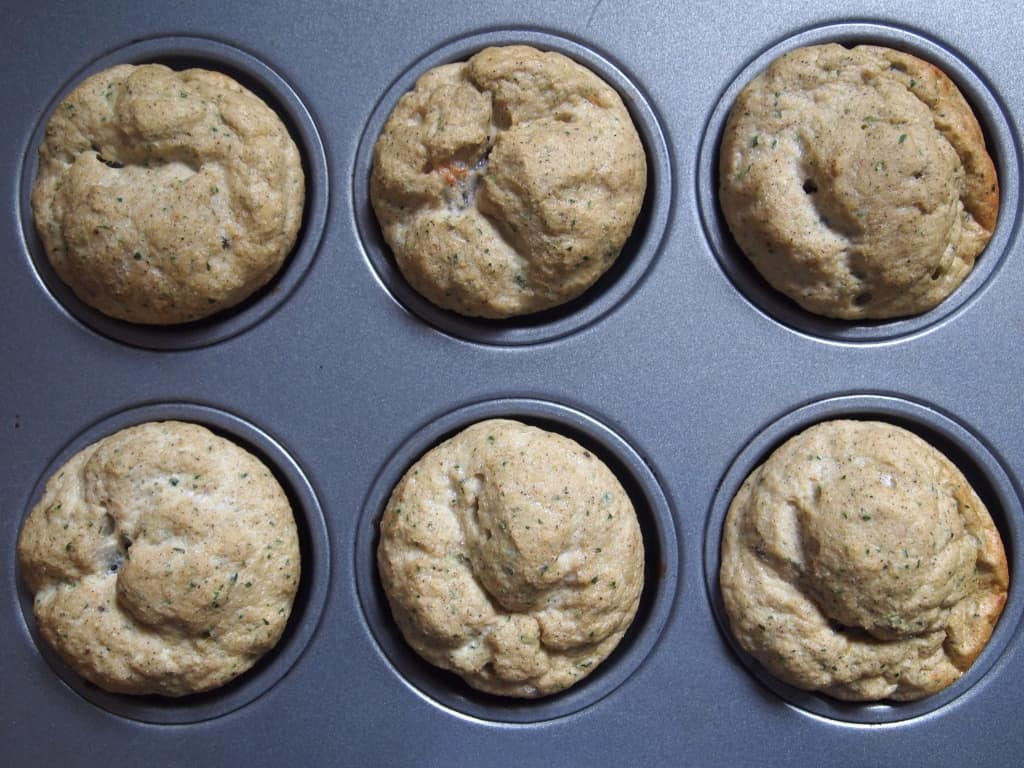 WIAW: Healthy Snacking & Hidden Veggie Muffins