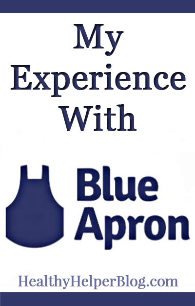 My Experience With Blue Apron
