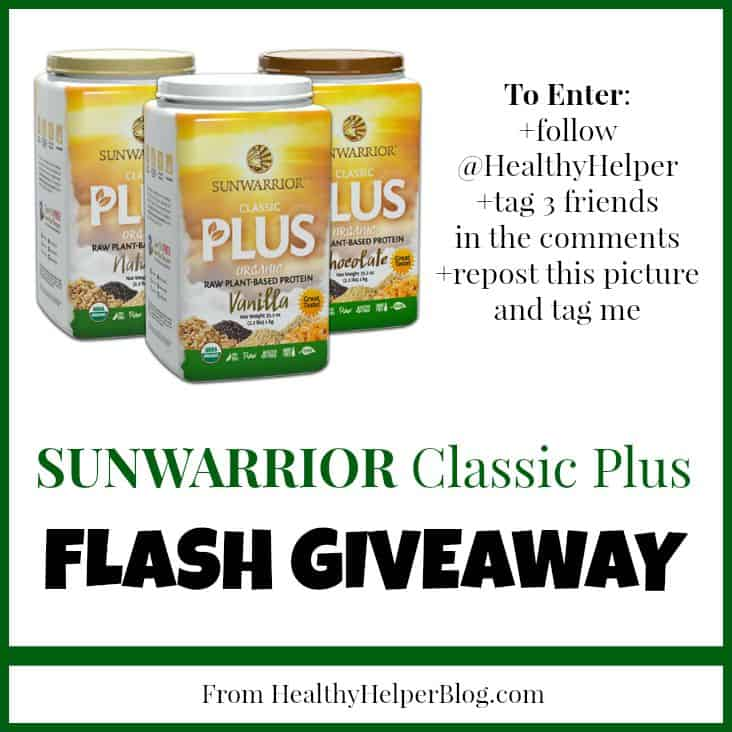 sunwarrior-classic-plus-giveaway