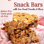 Vegan Pizza Snack Bars