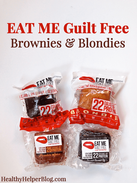 Eat Me Guilt Free Baked Goods