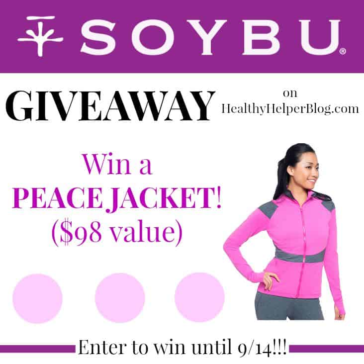 Soybu Peace Jacket Giveaway