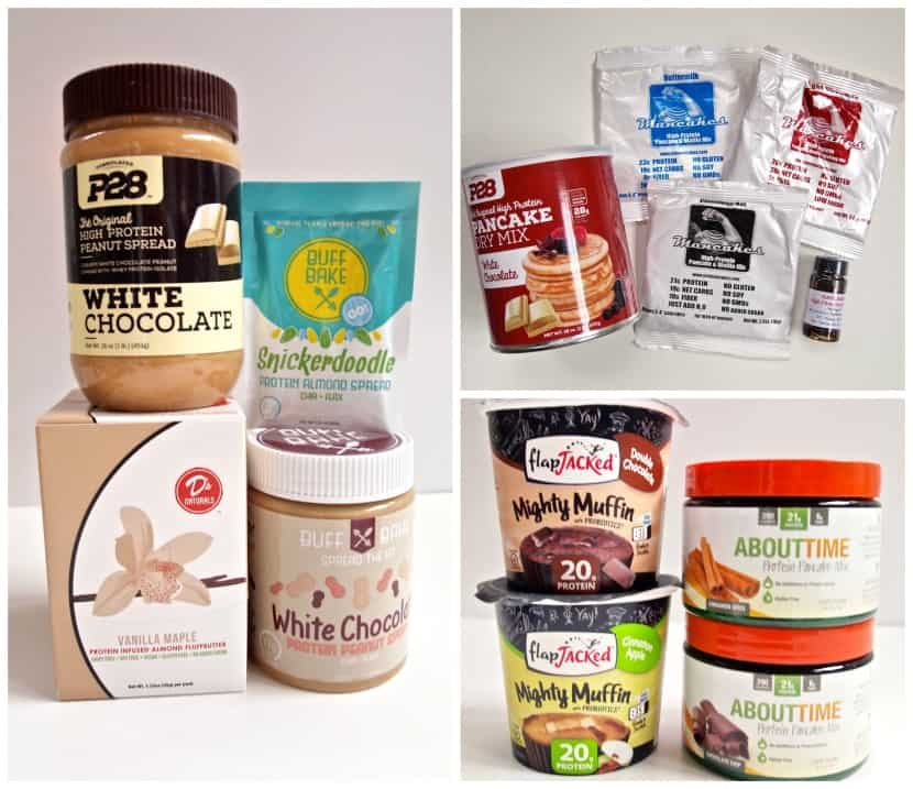 Protein-Pantry-Products