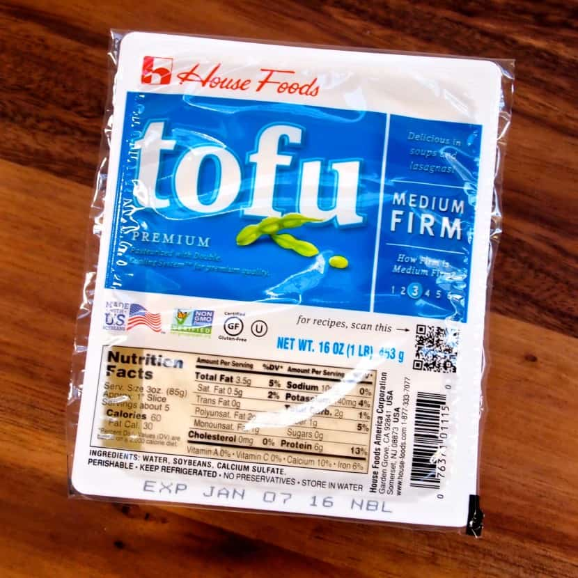 House Foods Medium-Firm Tofu