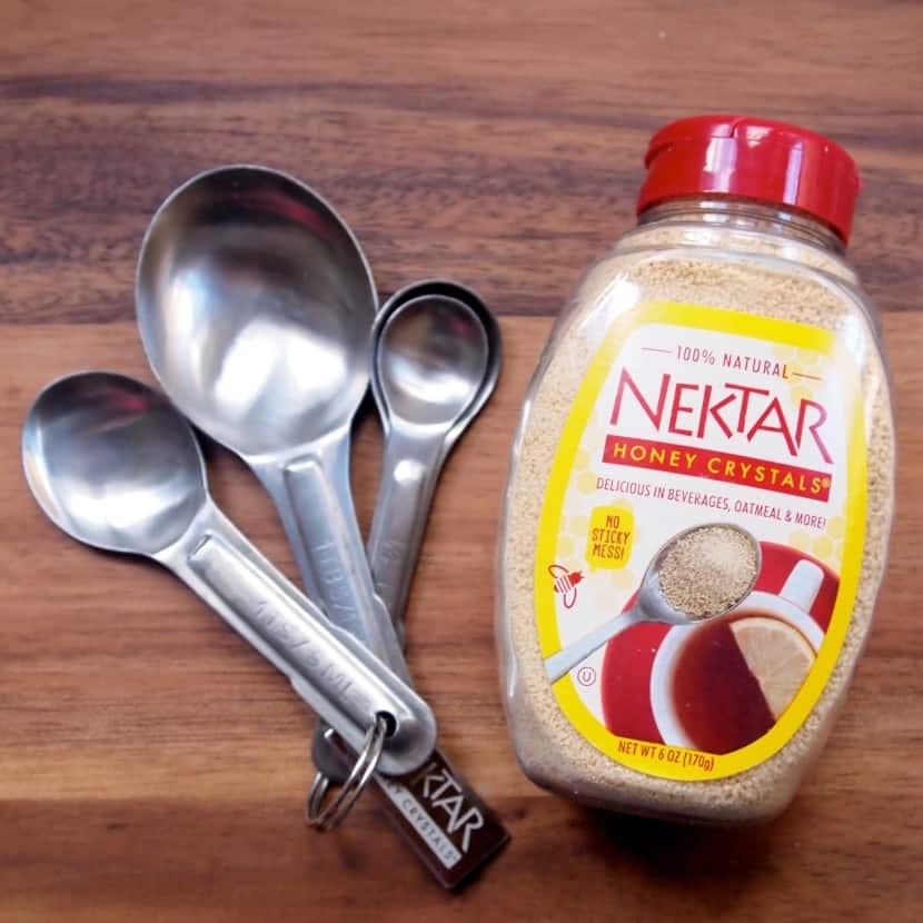 Nektar Naturals Honey Crystals Easy Pour Bottle