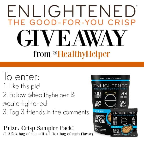 EAT ENLIGHTENED GIVEAWAY