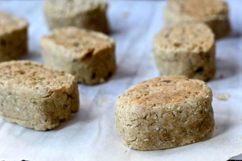 Gluten-Free Ranch Potato Biscuits | Healthy Helper @Healthy_Helper