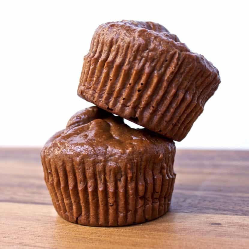 Chocolate Tamarind Cupcakes | Healthy Helper @Healthy_Helper