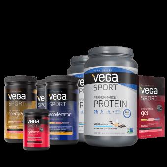 Vega Marathon Training Kit