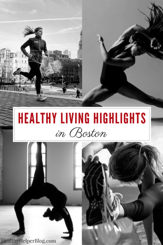 Healthy Living Highlights in Boston | Healthy Helper @Healthy_Helper Your go-to guide for navigating Boston the HEALTHY way! The best of the best fitness and food locations to visit on your next trip to the city. Fun, fresh, and fit options that everyone will enjoy.