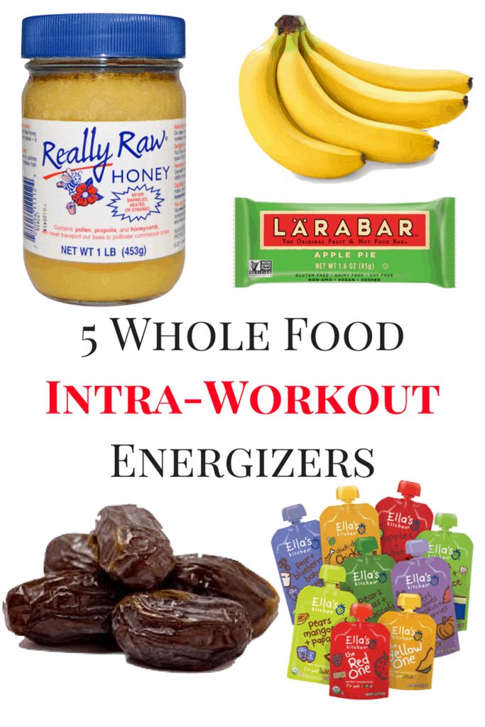5 Whole Food Intra-Workout Energizers • Healthy Helper