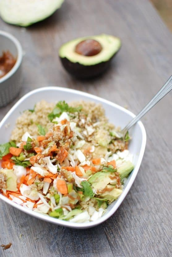 Thai Buddha Bowl | Healthy Helper @Healthy_Helper