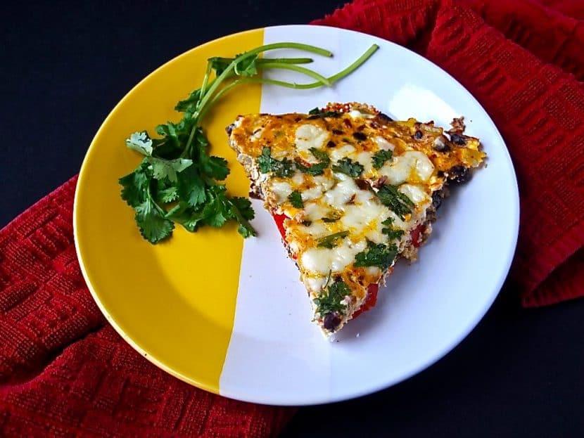 Cheesy Mexican Frittata   Healthy Helper @Healthy_Helper