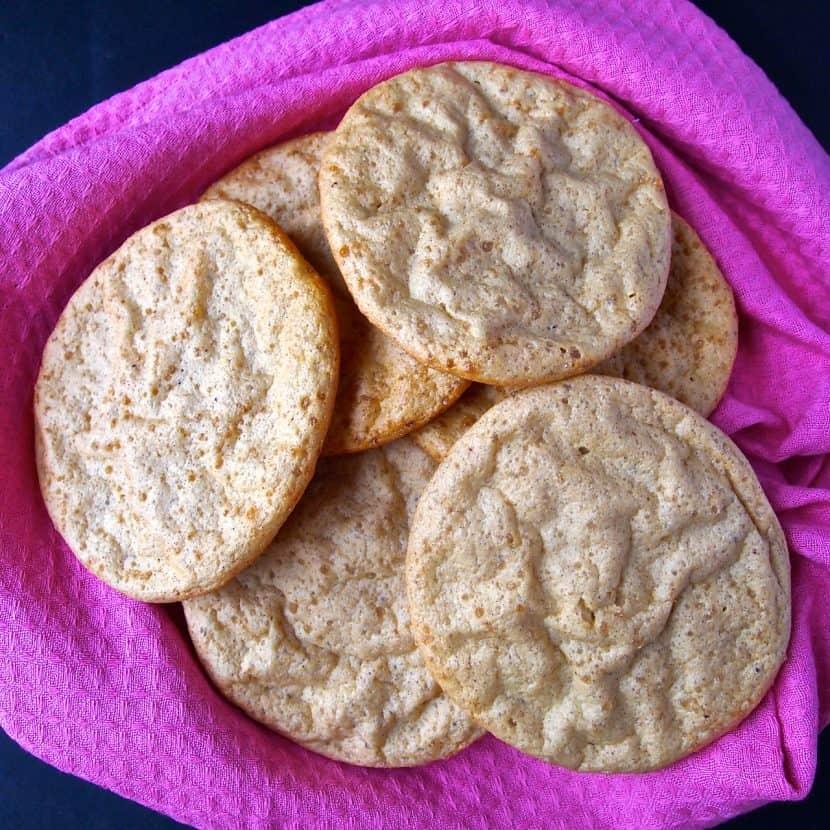3 Ingredient Plantain Pita Breads   Healthy Helper @Healthy_Helper