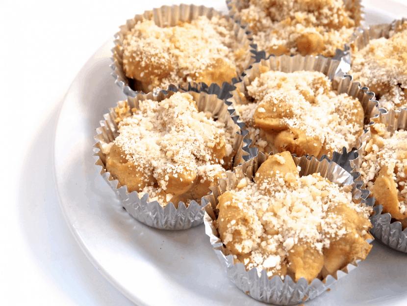 Baked Mac n' Cheese Cupcakes | Healthy Helper @Healthy_Helper