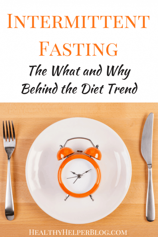 Intermittent Fasting: The What and Why Behind the Diet Trend | Healthy Helper @Healthy_Helper Everything you need to know about intermittent fasting before deciding if it's right for you! The 411 on the what and why behind this fast growing diet trend as well as firsthand accounts from people who have had experience with this eating style.