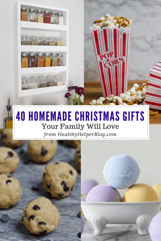 Diy Christmas Gifts For Family.41 Homemade Christmas Gifts Your Family Will Love Healthy