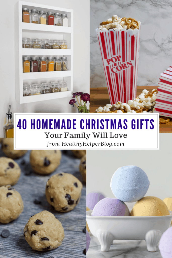 41 Homemade Christmas Gifts Your Family Will Love Healthy Helper