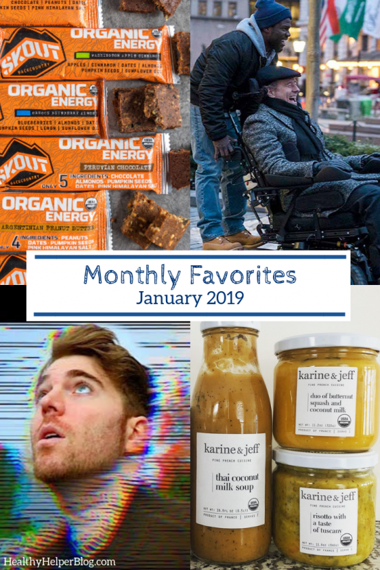 January Favorites: 2019 | A roundup of my current favorite products, links, and things from around the web! Check out the list and find some new things to try for yourself.