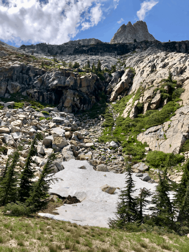 Backpacking through Yosemite with Lasting Adventures | A recap of my adventures backpacking through Yosemite National Park with Lasting Adventures Guide Service!