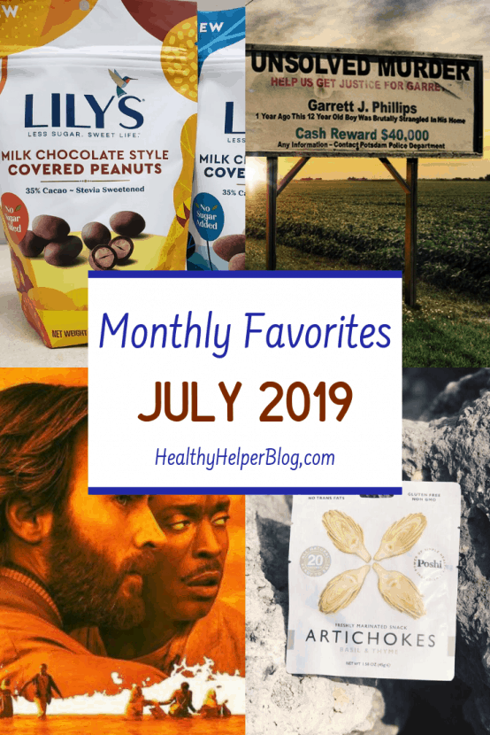 Monthly Favorites: July 2019 | A roundup of my current favorite products, links, and things from around the web! Check out the list and find some new things to try for yourself.