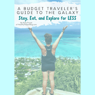 The Budget Traveler's Guide to the Galaxy: Stay, Eat, and Explore for Less | Don't break the bank...break your boundaries and travel the world affordably. The tips you won't find anywhere else online from a 20 something who has visited 15 countries!