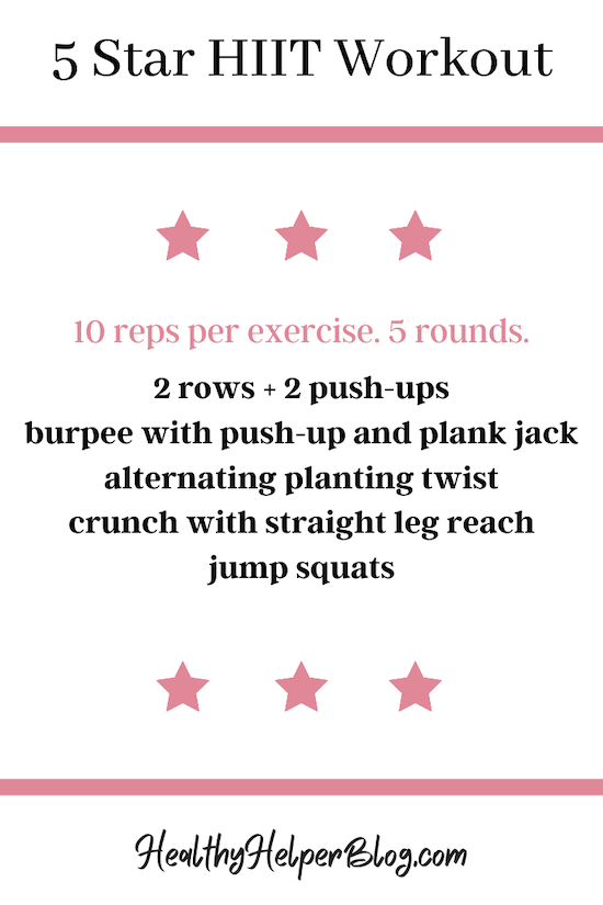 24 Amazing At-Home Workouts | The ULTIMATE round up of at-home workouts! A mixture of bodyweight workouts and ones that require minimal equipment. Strength, cardio, and ab workouts.
