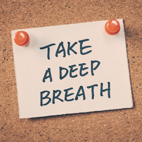 5 Easy Ways to Calm Yourself Down | Calm your mind and body with these 5 easy tips. Positive coping skills to use when anxiety or anger overwhelms you.